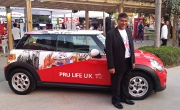 Pru Life supports the Great BritishFestival.